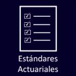 icono estándares actuariales